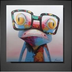 Maleri - Froggy