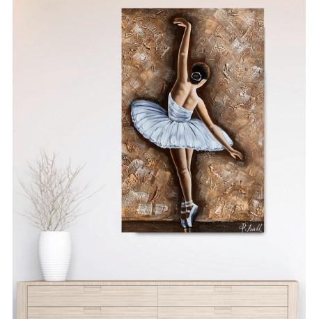 Malerier til salg - Balletdanser - Ballet